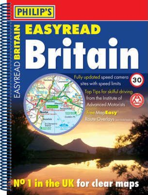 Philip's Easyread Britain