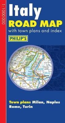 Philip's Italy Road Map