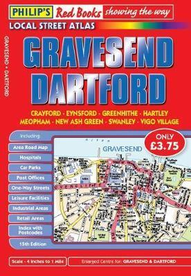 Philip's Red Books Gravesend and Dartford