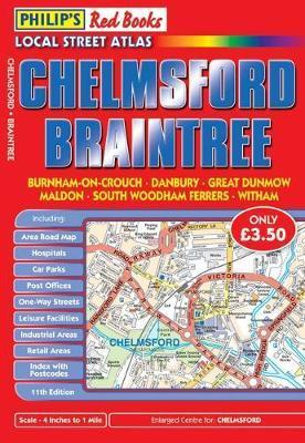 Philip's Red Books Chelmsford and Braintree