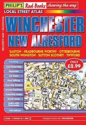 Philip's Red Books Winchester and New Alresford