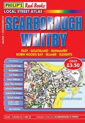 Philip's Red Books Scarborough and Whitby