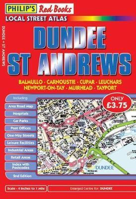 Philip's Red Books Dundee and St Andrews