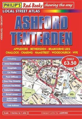 Philip's Red Books Ashford and Tenterden