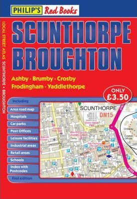 Philip's Red Books Scunthorpe and Broughton