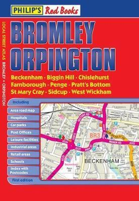 Philip's Red Books Bromley and Orpington