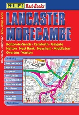Philip's Red Books Lancaster and Morecambe