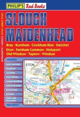 Philip's Red Books Slough and Maidenhead