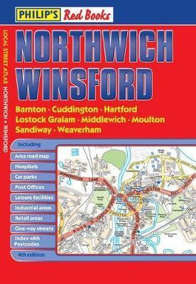 Philip's Red Books Northwich and Winsford