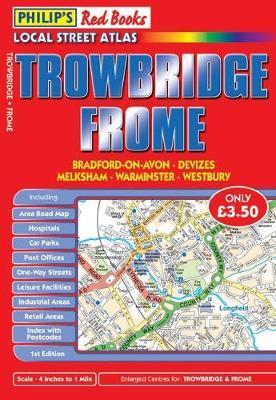 Philip's Red Books Trowbridge and Frome