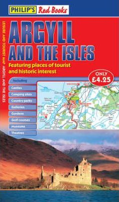 Philip's Red Books Argyll and the Isles