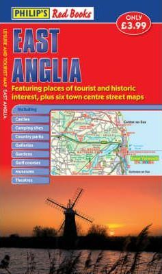 Philip's Red Books East Anglia