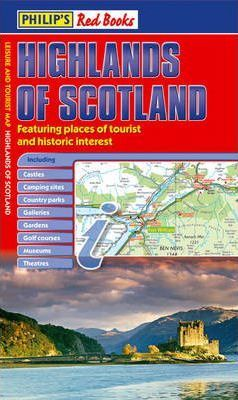 Philip's Red Books Highlands of Scotland