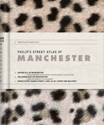 Philip's Street Atlas of Manchester