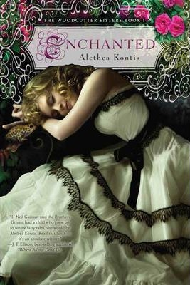 Enchanted: Woodcutter Sisters, Book 1
