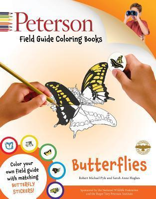 Peterson Field Guide Coloring Book: Butterflies