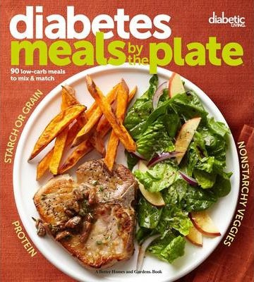 Diabetes Meals by the Plate - Diabetic Living Editors