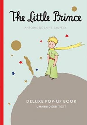 The Little Prince Deluxe Pop Up Book