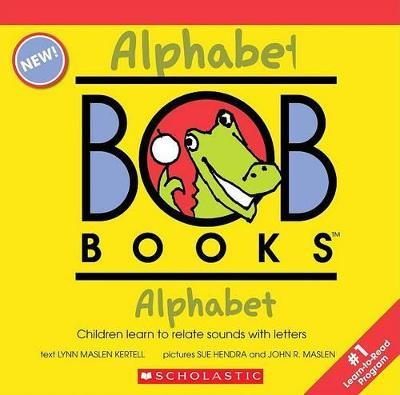My First Bob Books: Alphabet