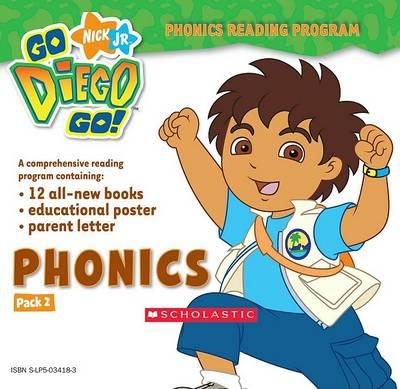 Go Diego Go! Phonics, Pack 2