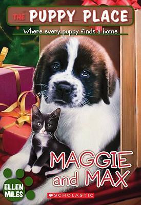 Maggie and Max (The Puppy Place, Book 10)