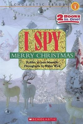 I Spy Merry Christmas (Scholastic Reader, Level 1)
