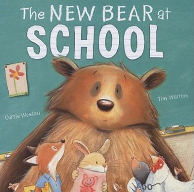 The New Bear at School