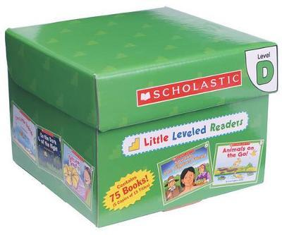 Little Leveled Readers: Level D Box Set