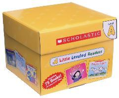 Little Leveled Readers: Level a Box Set