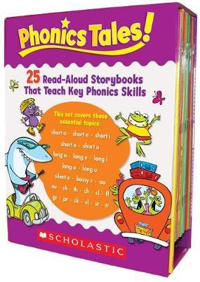 Read Online Phonics Tales : 25 Read-Aloud Storybooks That