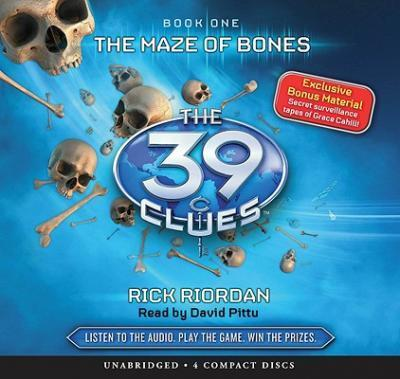 The Maze of Bones (the 39 Clues, Book 1)