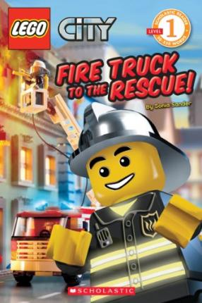 City Adventures 1 : Fire Truck to the Rescue!