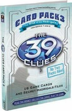 The 39 Clues - Card Pack 3