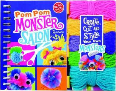Pom-Pom Monster Salon