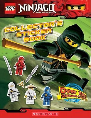Collector's Sticker Book (Lego Ninjago)