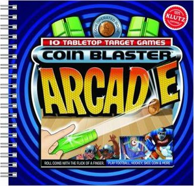Coin Blasters : Professor Michael Sherman : 9780545396271