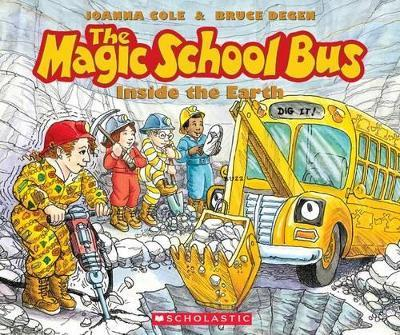 The Magic School Bus Inside the Earth - Audio