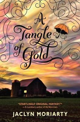 A Tangle of Gold (the Colors of Madeleine, Book 3), 3