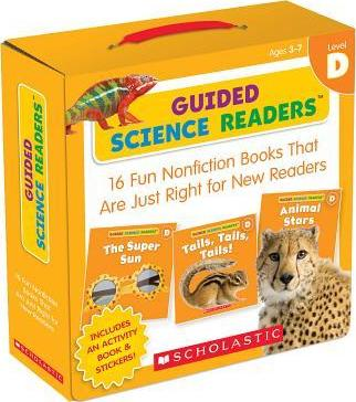 Guided Science Readers: Level D