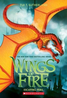 Wings of Fire #8: Escaping Peril
