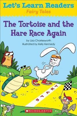 The Tortoise And The Hare Race Again Scholastic Teaching
