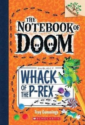 THE NOTEBOOK OF DOOM#5:WHACK OF THE P-R