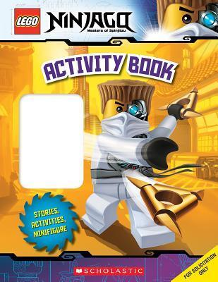 The Tournament of Elements (Lego Ninjago: Activity Book with