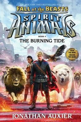 Fall of the Beasts 4: The Burning Tide Cover Image