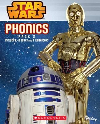 Star Wars Phonics Pack 2 (Star Wars)