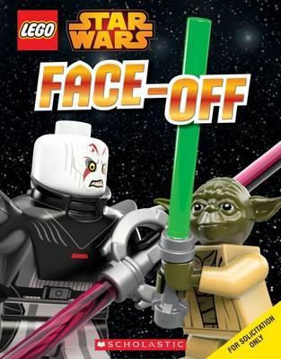 Face Off (Lego Star Wars) Cover Image