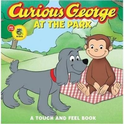 Curious George at the Park : Touch and Feel Book