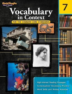 Vocabulary in Context for the Common Core Standards