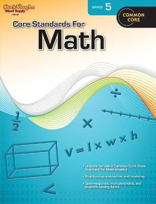 Core Standards for Math