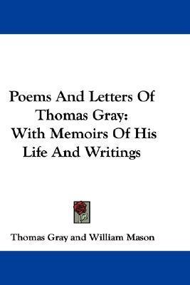 Poems and Letters of Thomas Gray